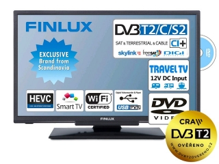 Finlux TV24FDM5660-T2 SAT DVD SMART WIFI