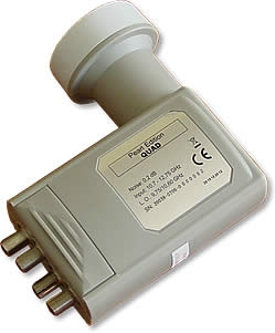 Mascom MC-QS02-QUAD 0,2dB
